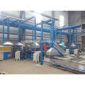 PE PP-Folie drei Bühne Kunststoff-Recycling-Granulator Granulator Maschine
