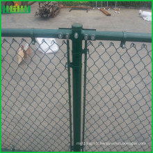2016 panneaux de clôture verte de haute qualité