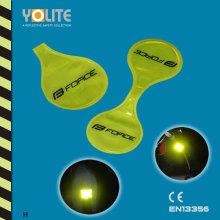 CE En13356 Reflective Magnetic Clip
