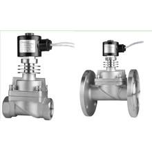 Dampf-Edelstahl-Reihen-2/2-Wege-Hochtemperatur-Magnetventil
