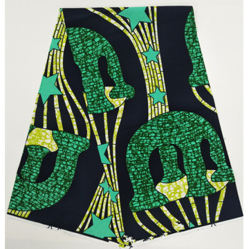 Mode Afrikaanse wax prints stof ankara