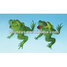 Plastik Frosch Tier Spielzeug