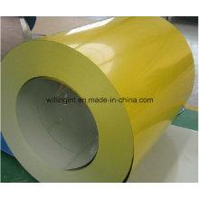 Color Coated Rollo de acero galvanizado en frío Mejor precio