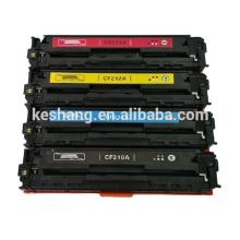 Remanufactured toner cartridge for HP CE260A CE261A Ce262A CE263A for HP CP4025 laser toner china premium toner cartridge