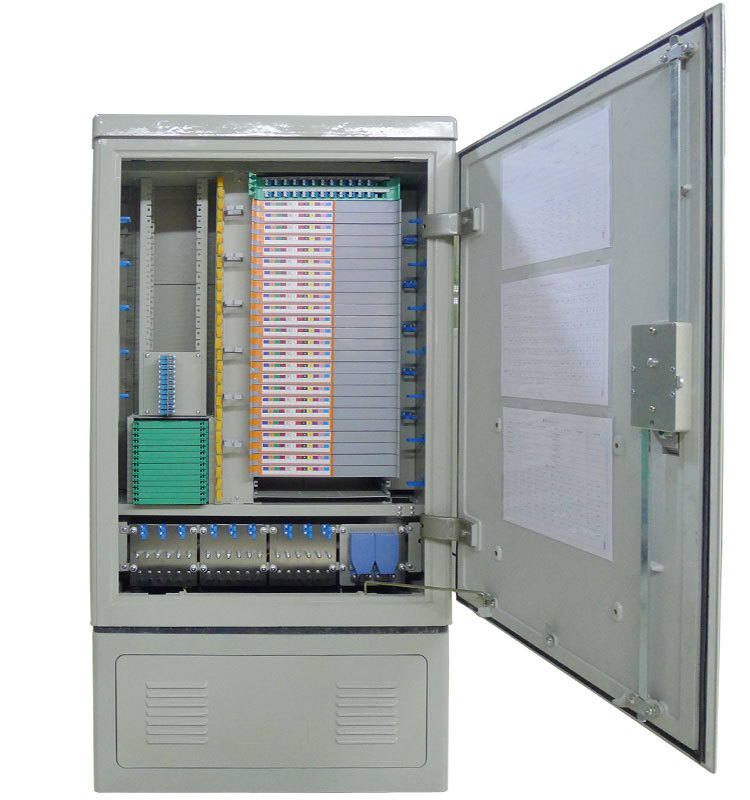 F iber Optic Terminal Cabinet