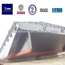 barge utilisé anti explosion type lancement airbag