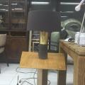 Lámpara de escritorio / lámpara de escritorio de la antigüedad de la cama de cobre amarillo de la antigüedad decorativa, iluminación LED del hotel