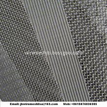 304/316 Woven Stainless Steel Wire Mesh Cloth