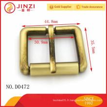 Boucles de ceinture de haute qualité de l'usine directe
