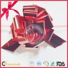 Hohe Qualität und bester Verkauf Sortierte Farbe POM-POM Pull Bow