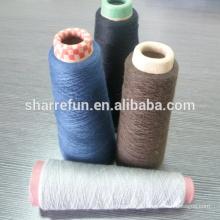 Fil à tricoter de cachemire de Quality100% Worsted avec le prix usine