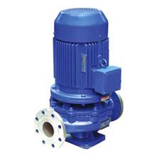 Pompe centrifuge verticale de tuyau d'Isg