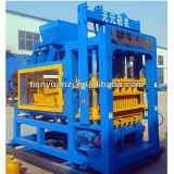 Gemany technology Hot Sells Medium QT4-15 Cement Brick Making Machinery Price