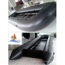 Canot de sauvetage gonflable Marine de 8m avec 1,2 mm PVC