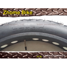 Bicycle Tire/Bicycle Tyre/Bike Tire/Bike Tyre/Black Tire, Color Tire, 20X3.0 24X3.0 26X3.0 for Beach Cruiser Bike, BMX Bike, Free Style Bike