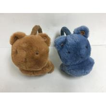 Bear Plush Warm Earmuff