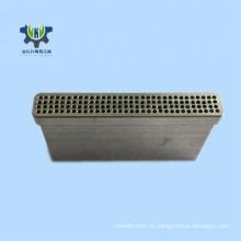 Pieza de aluminio personalizada de alta precisión.