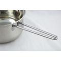 ChaoZhou stainless steel European milk pot
