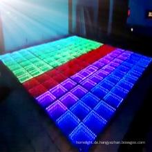 Hochzeit neue LED-Tanzboden Fliesen Modle LED-Display-Licht