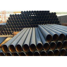 Hot Rolled And Cold Drawn Seamless Carbon Steel ASTM A53 Sch40 Black Pipe
