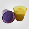 150g Home Decoration Glass Jar Scented Candle