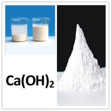 Гидратированная известь / гидроксид кальция Industry / Food / Medical Grade, CAS No. 1305-62-0