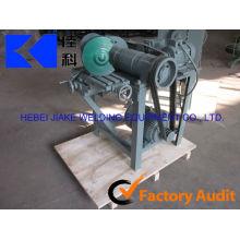 Máquina de produção de fibras de aço concreto Typr de corte (auditoria de fábrica)