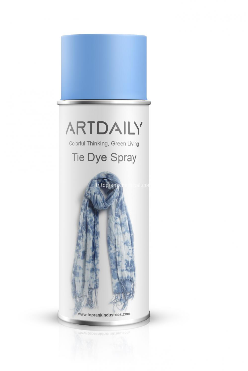 Non toxique Tie Dye Spray