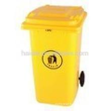Machine à moulage par injection à ordures à déchets en plastique HDJS2000T