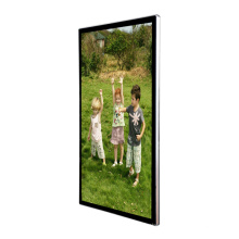 """LCD monitor infrared touch screen 55"""" broadcast equipment"""