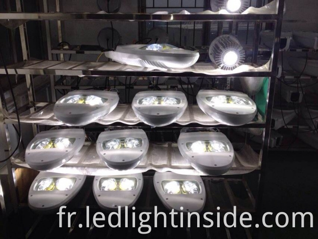 Ultra-thin Driverless 40W LED Street Light