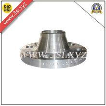 Brida de cuello de soldadura de acero inoxidable (YZF-046)