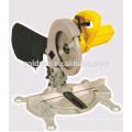 1400W 210mm Aluminium-Basis Holz / Aluminium Schneiden Cut Off Säge Tragbare Mini elektrische Power Gehrungssäge GW8006