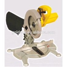 "210mm 1200W Economy Aluminium Cutting Machine Electric Power 8-1 / 4 ""Mitre Saw GW8005"