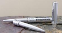 8gb Metal Usb Pen Memory Stick Personalized Logo With 25 Watt