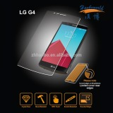Wholesale anti-scratch high clear tempered glass screen protector for LG mobile