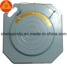 Plaque tournante rotative tournante de haute précision d'alignement de roue d'alignement de roue