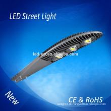 Ip65 iluminação de rua LED luz de rua cob levou