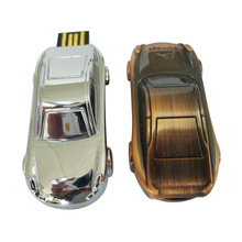Novidade USB Stick Metal Car Flash Drive