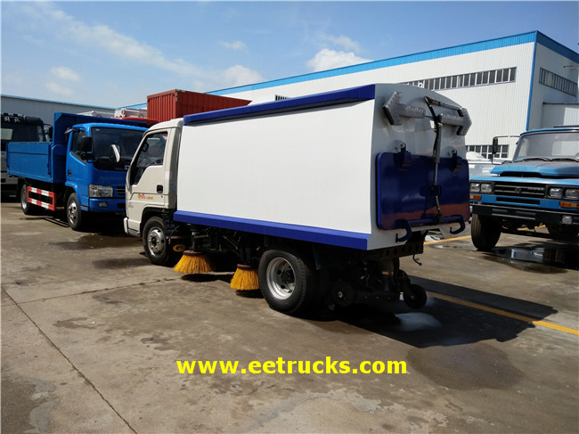 Foton Street Sweeping Trucks