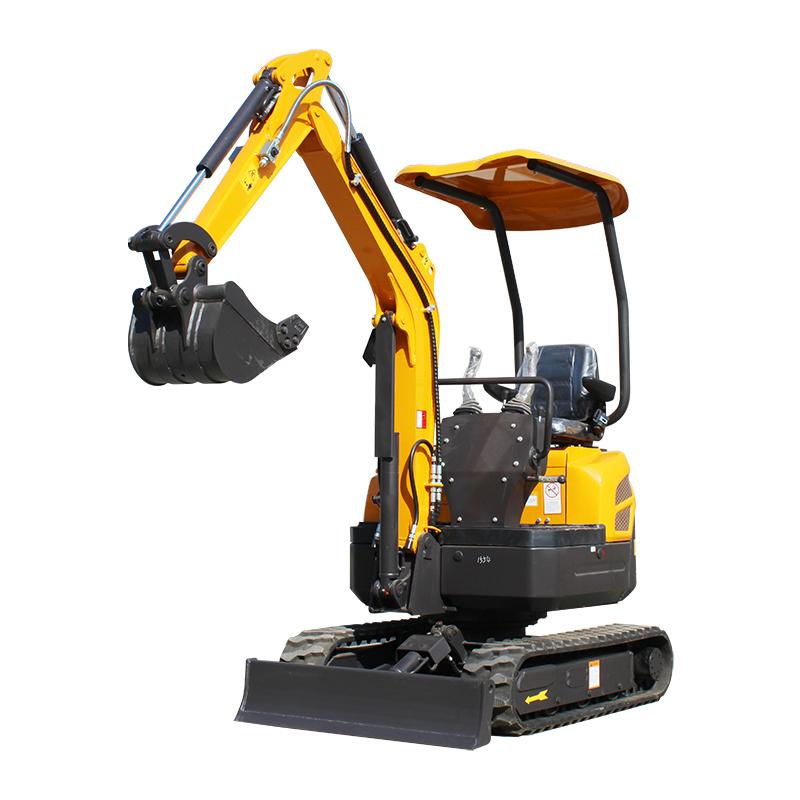 1.5 Ton mini excavator XN16