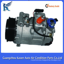 Nely deigned auto air conditioner parts air compressor for mercedes benz