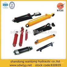 Cilindros hidráulicos para máquinas de construção