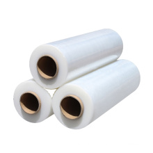 Pack Polyethylene Roll Extensible LLDPE Stretch Film Wrappers LLDPE Cast Clear Strech Film