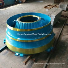 High Quality OEM Crusher Parts for Metso