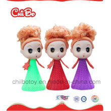 Lovely for Girls Doll High Quality Vinyl Toys (CB-BD014-Y)