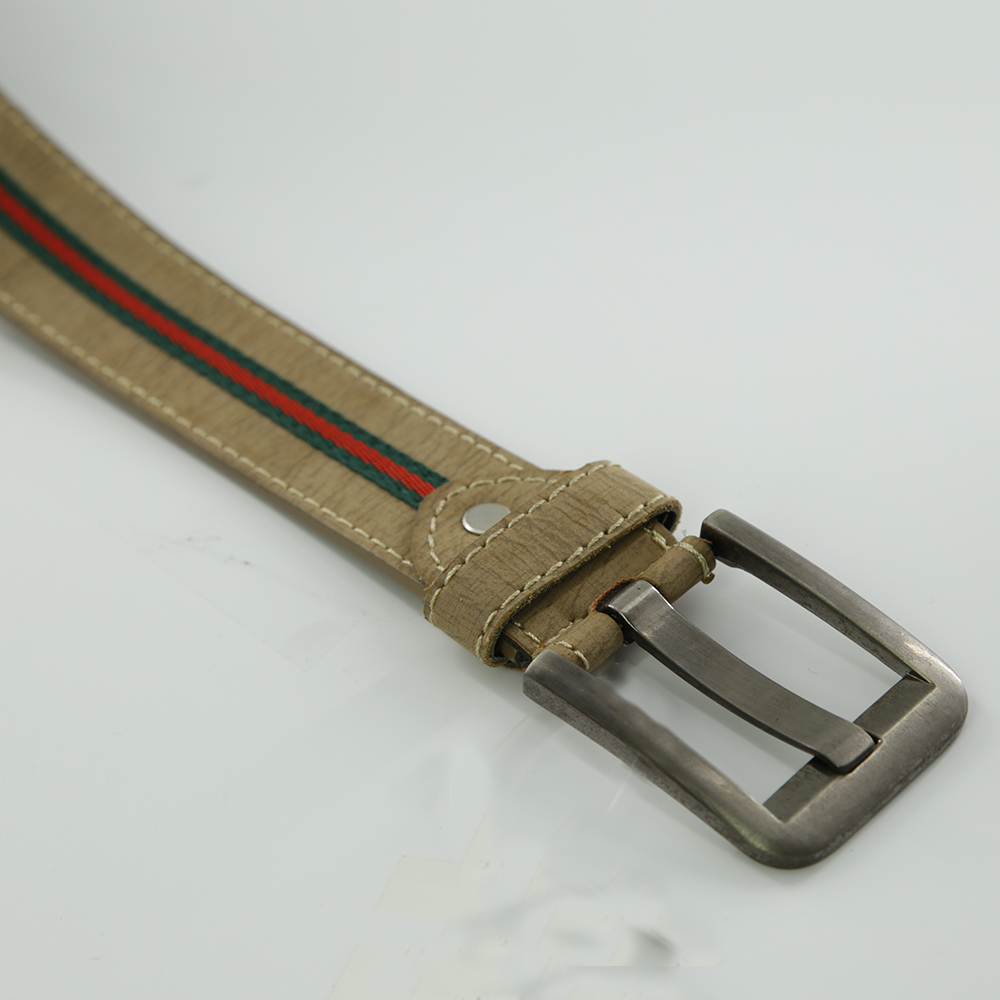 Business Customized PU leather Waist Belt for Men