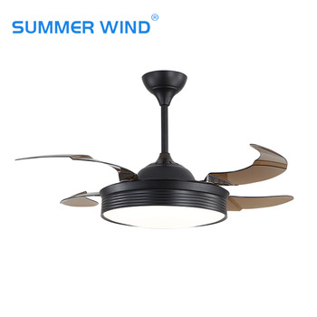 matte black ceiling fan light