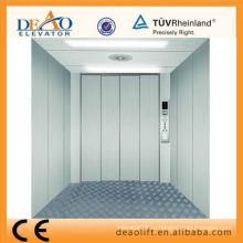 Безопасный грузовой лифт с одним входом