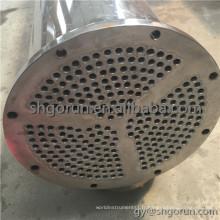 Chine Top Supply Shell et échangeur de chaleur à tubes